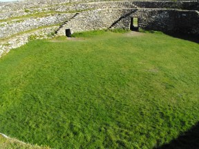 Grianan of Aileach Fort Ireland